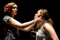 The Oresteia Project: Queens & Daughters, Spring 2012